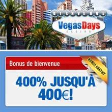 Vegasdays Casino